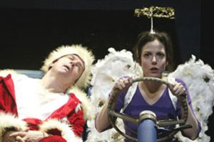 Reckless on Broadway with Mary Louise Parker